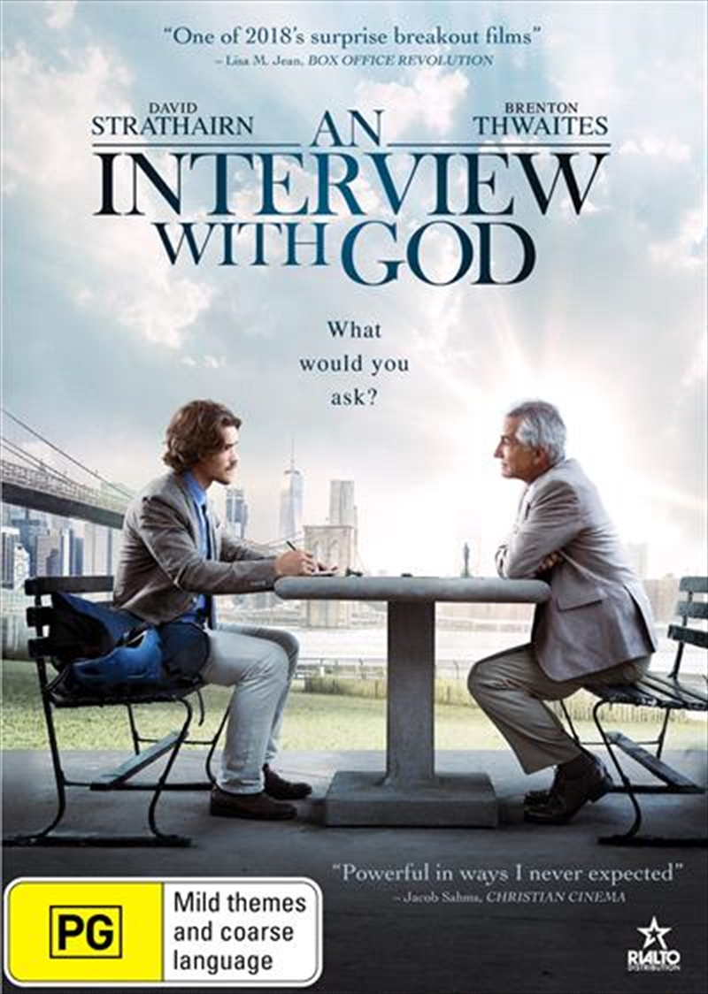 An Interview With God | DVD