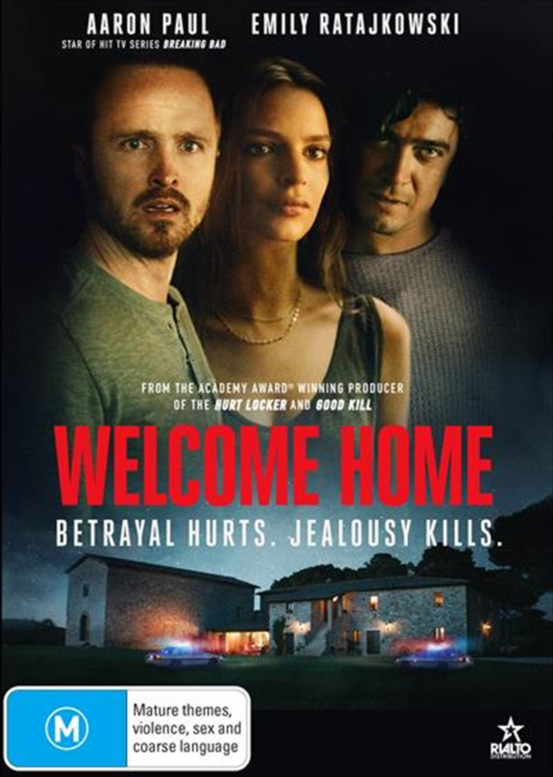 Welcome Home | DVD