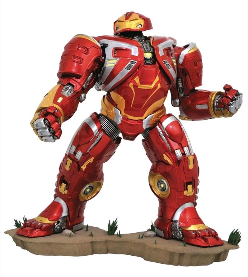 Avengers 3: Infinity War - Hulkbuster Deluxe Gallery Statue | Merchandise