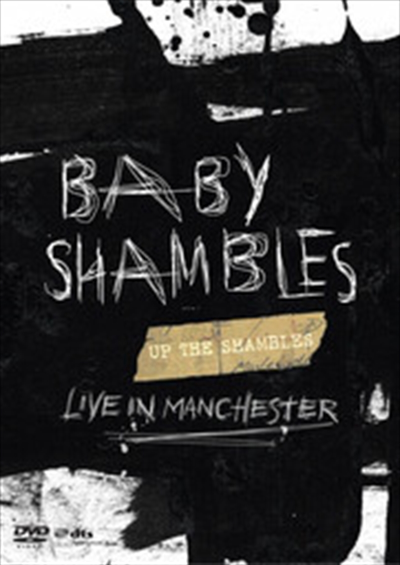 Up The Shambles - Live In Manchester | DVD