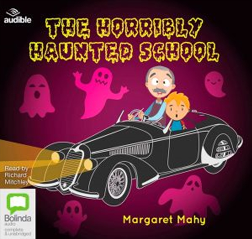 Horribly Haunted School | Audio Book