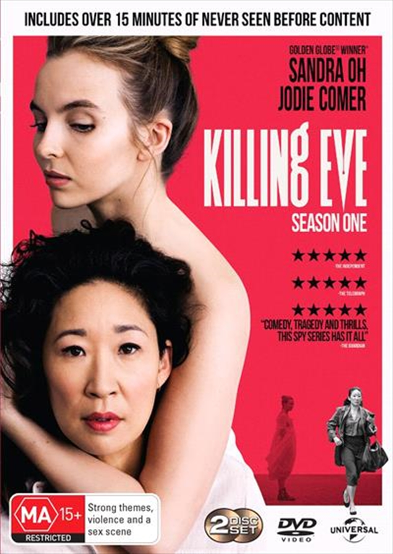 Killing Eve - Season 1 | DVD