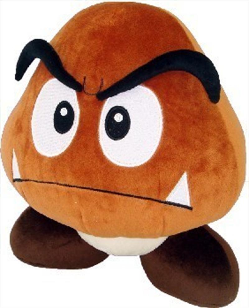 Super Mario Bros Plush Goomba 12' | Toy