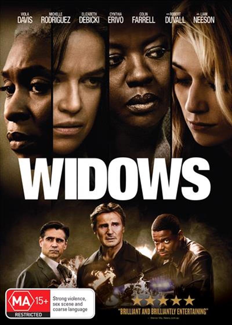 Widows | DVD