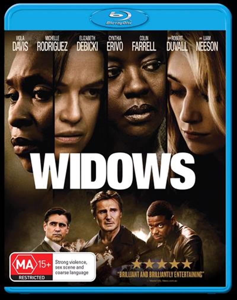 Widows   Blu-ray