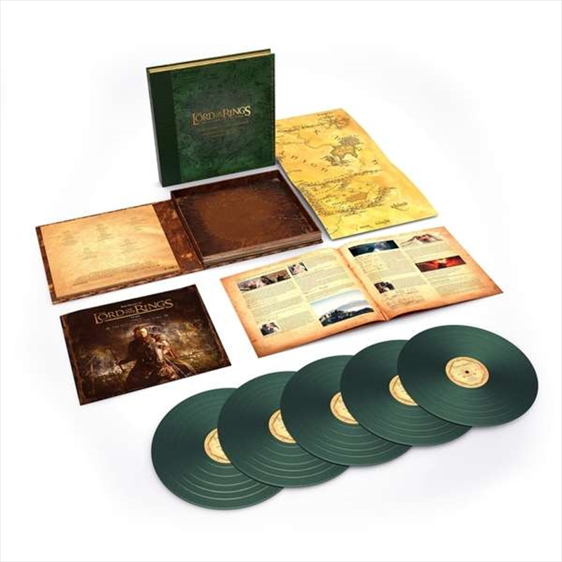 Lord Of The Rings - Return Of The King Collection | Vinyl