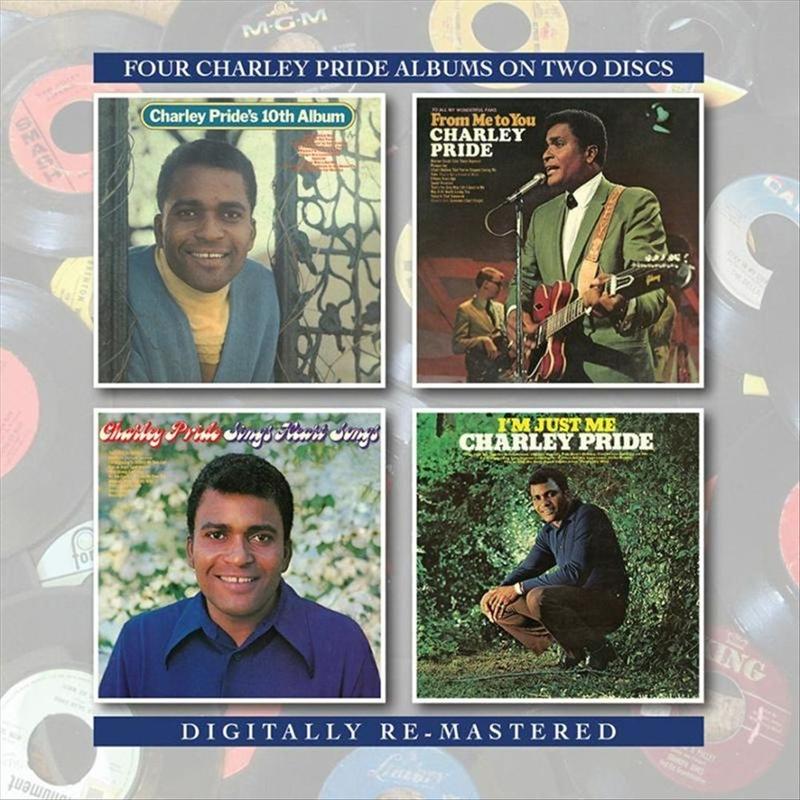 Charley Pride's 10th Album - Sings Heart Songs | CD