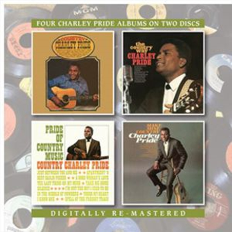 Country / Country Way - 4 Albums | CD