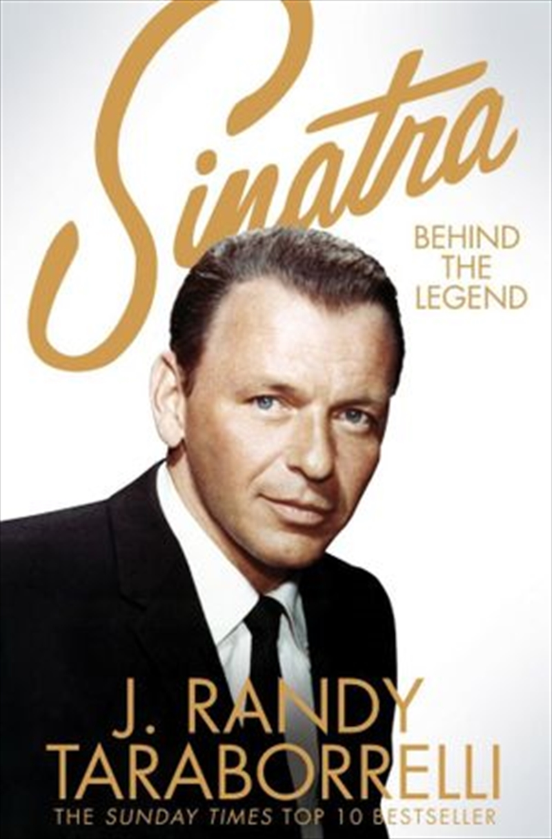 Sinatra: Behind the Legend | Paperback Book