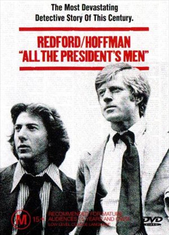 All The President's Men | DVD