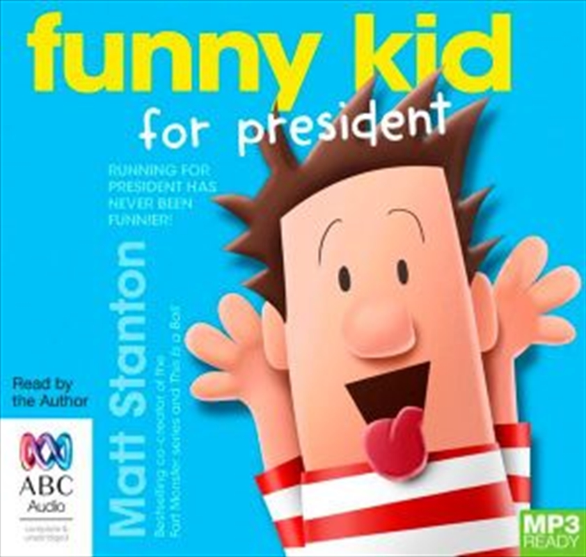 Funny Kid For President | Audio Book