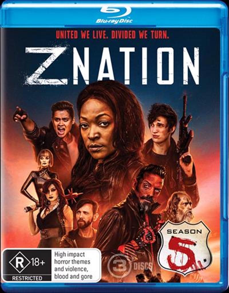 Z Nation - Season 5 | Blu-ray