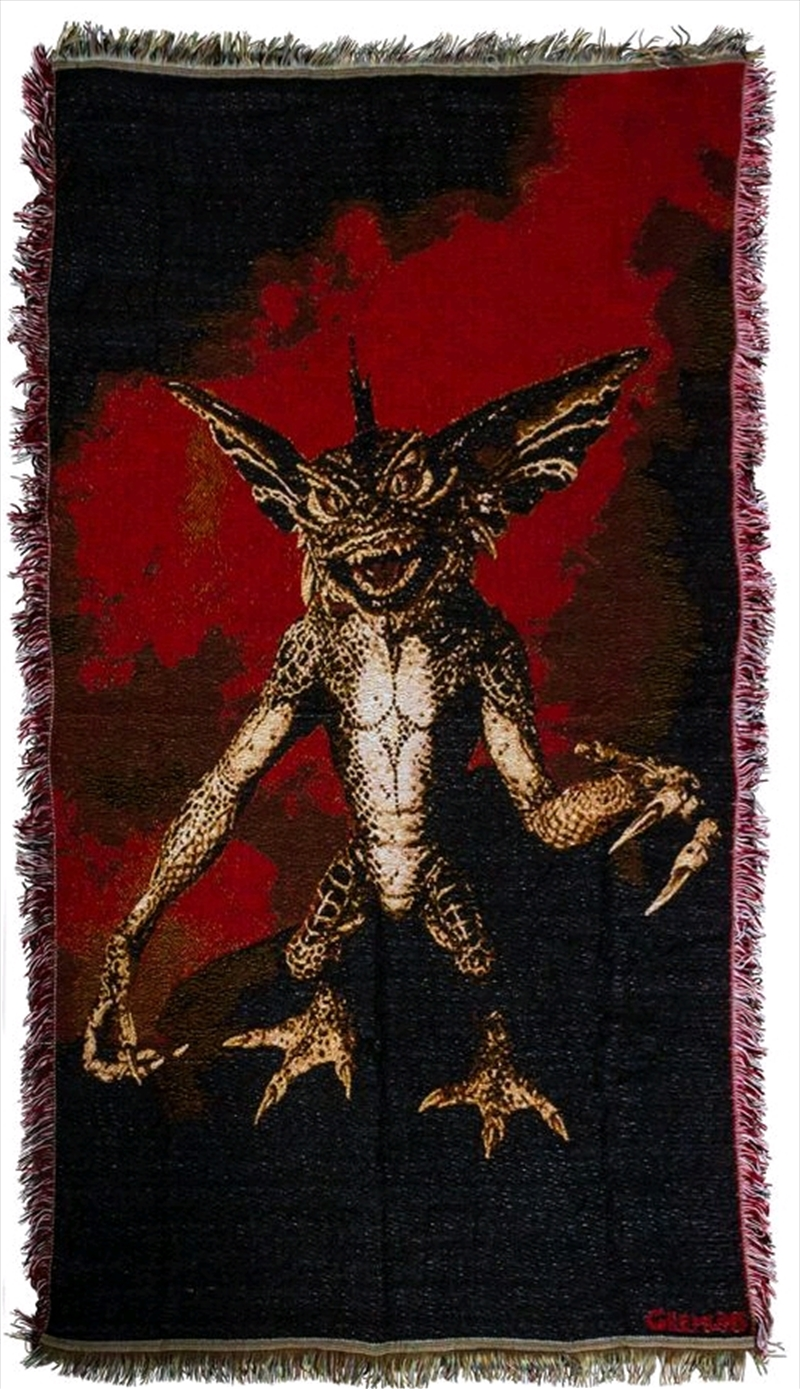 Gremlins - Stripe Throw Rug (92 x 147cm) | Merchandise