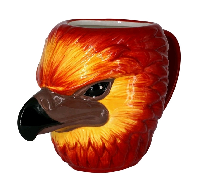 Harry Potter - Fawkes 3D Mug | Homewares