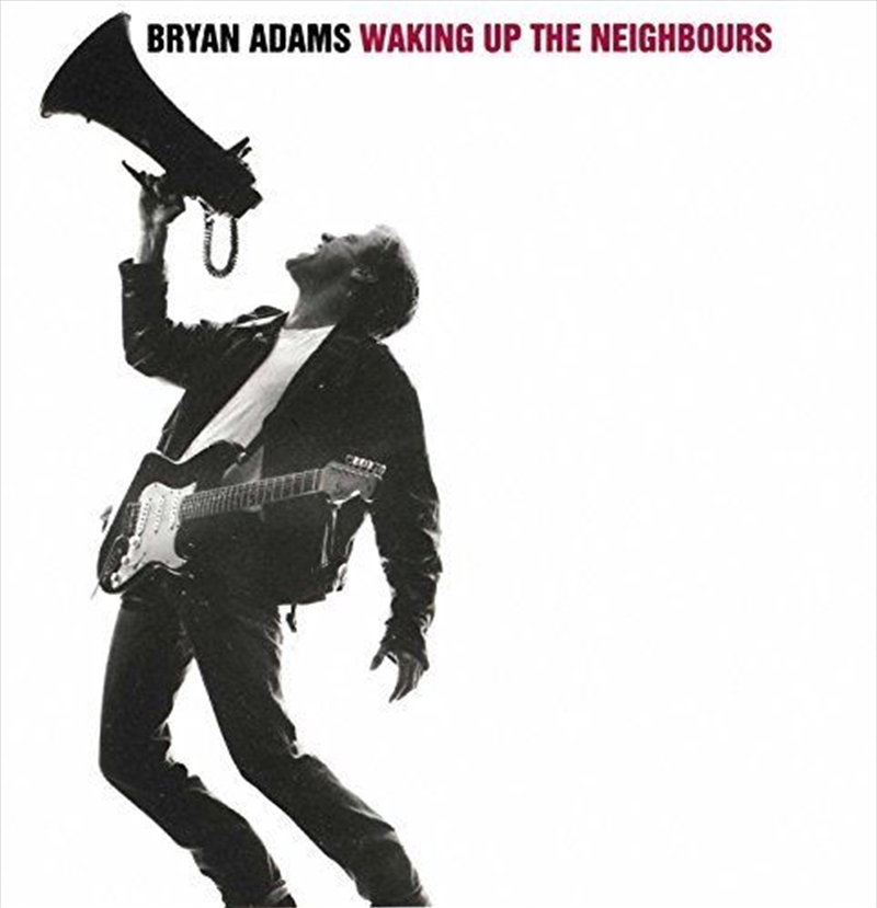 Waking Up The Neighbours   CD