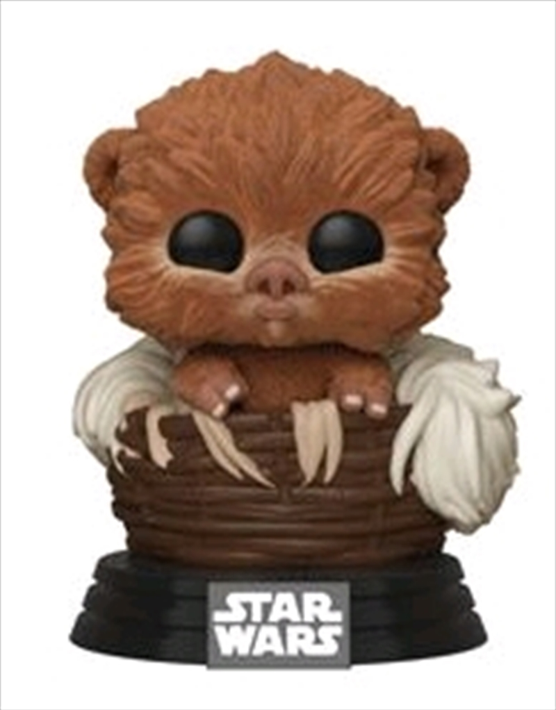 Star Wars - Baby Nippit Flocked US Exclusive Pop! Vinyl [RS] | Pop Vinyl