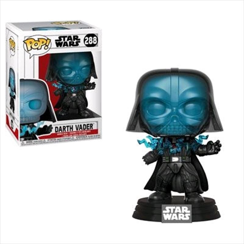 Star Wars - Vader Electrocuted Pop! Vinyl | Pop Vinyl