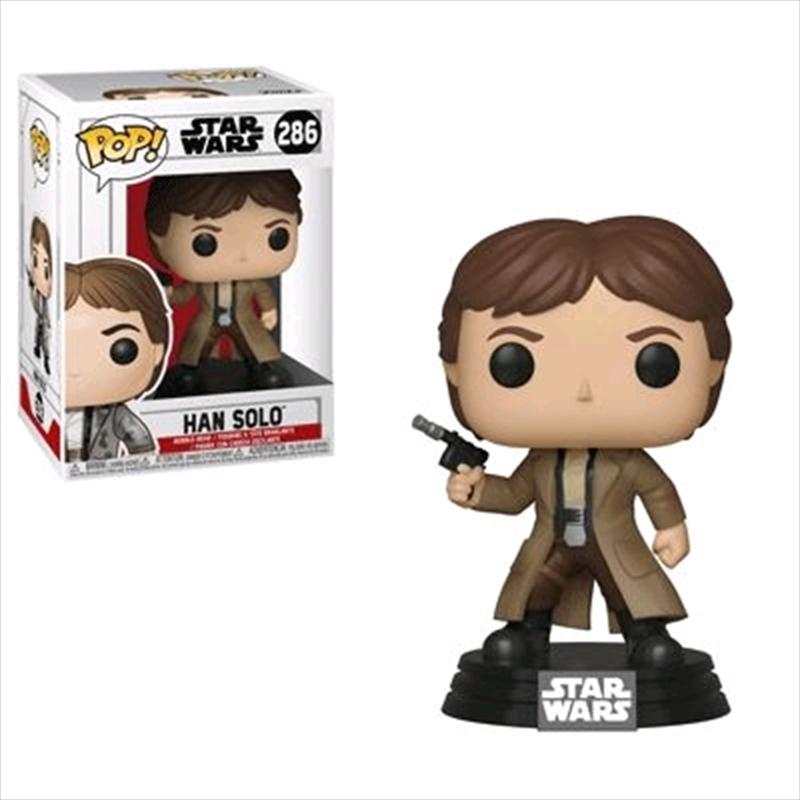 Star Wars - Han Solo Endor Pop! Vinyl | Pop Vinyl