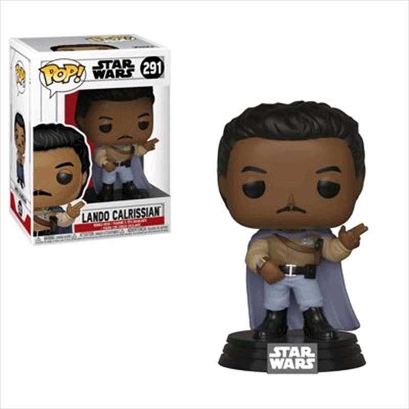 Star Wars - General Lando Pop! Vinyl | Pop Vinyl