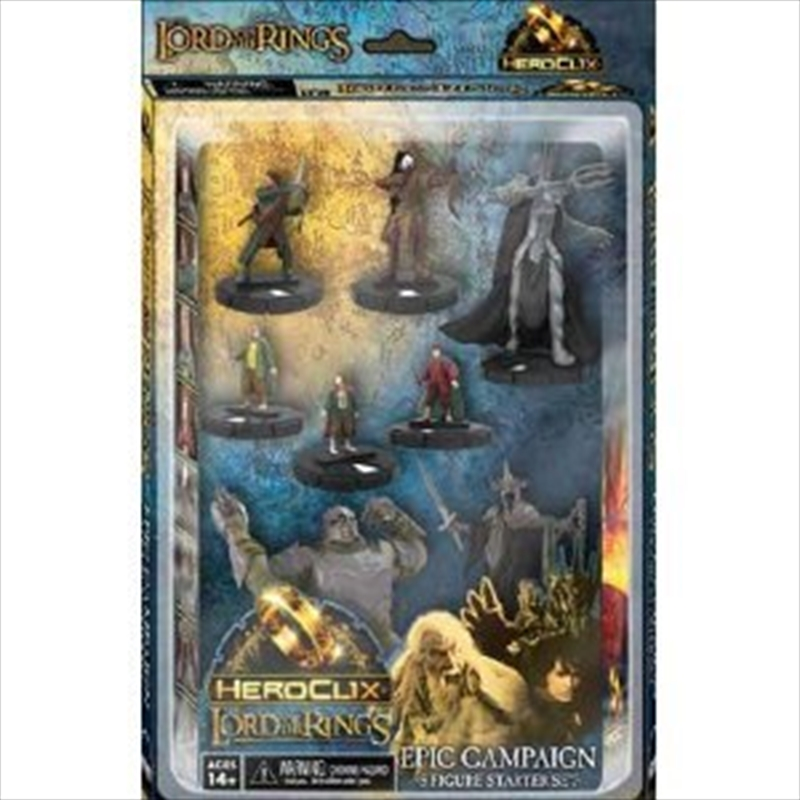Heroclix - Lord of the Rings Campaign Starter | Merchandise