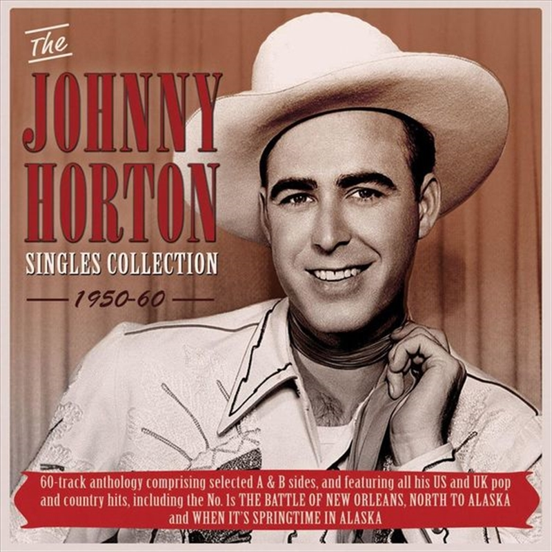 Singles Collection 1950-60 | CD