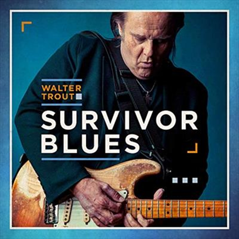 Survivor Blues | CD