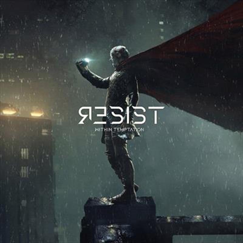 Resist | CD