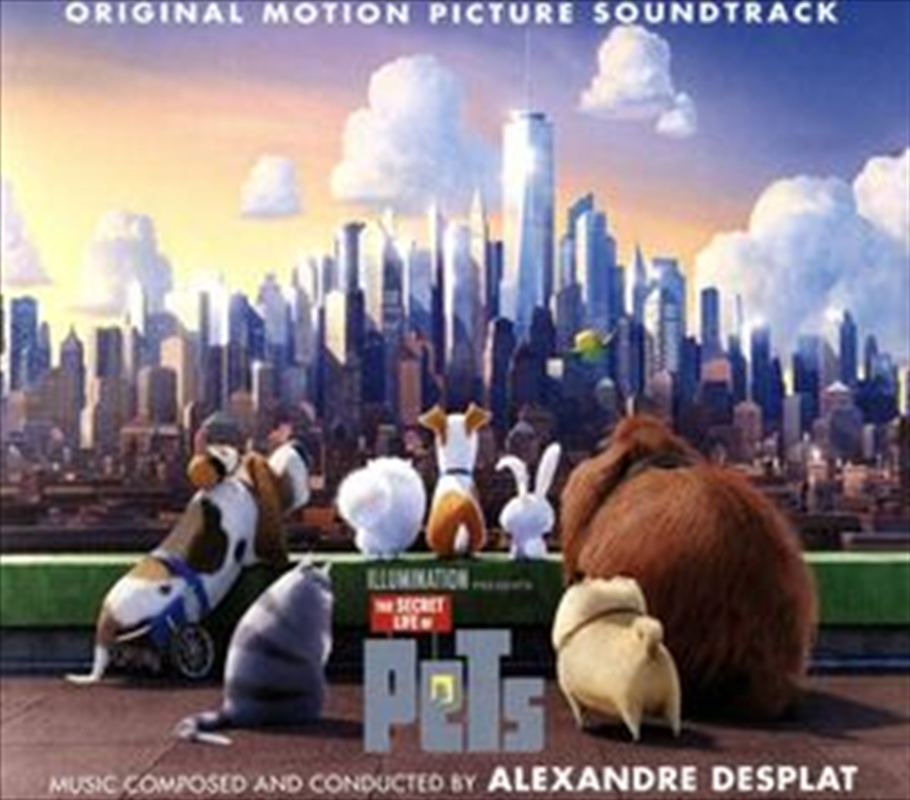 Secret Life Of Pets | CD