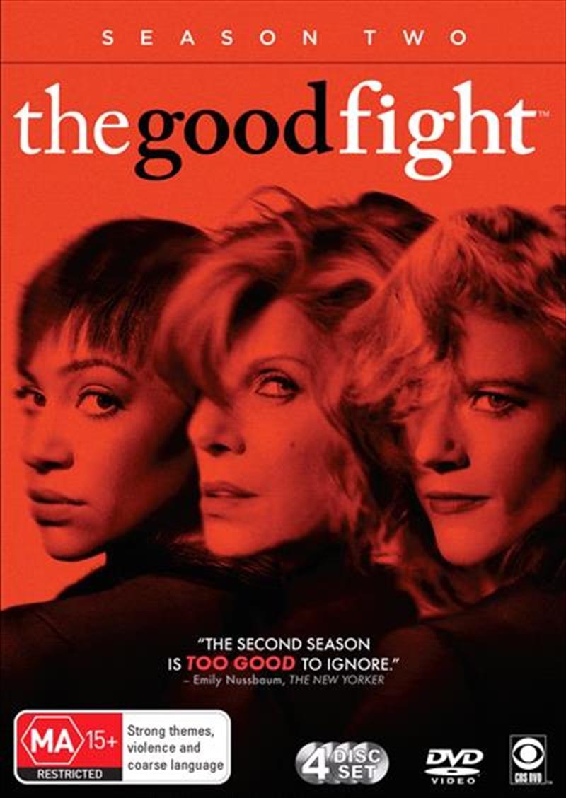 Good Fight - Season 2, The | DVD