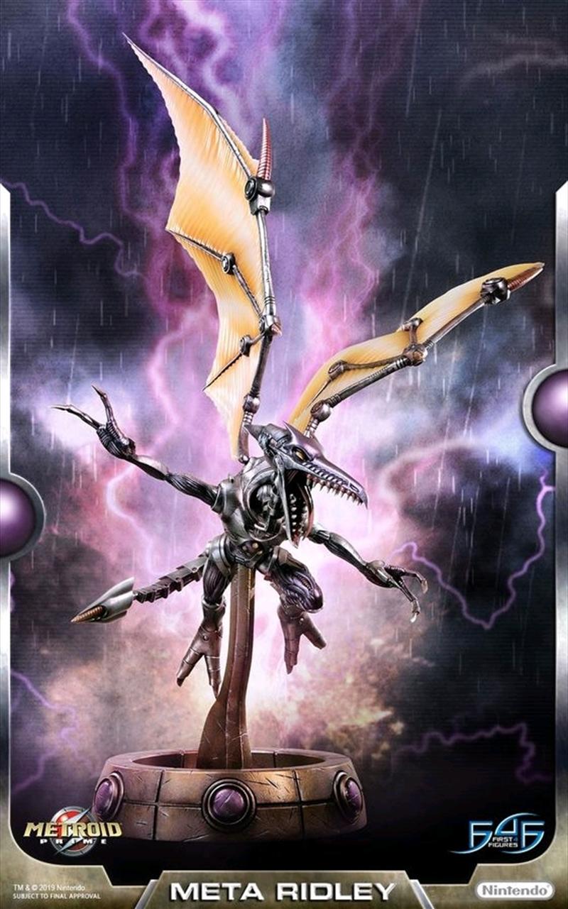 Metroid Prime - Meta Ridley Statue   Merchandise