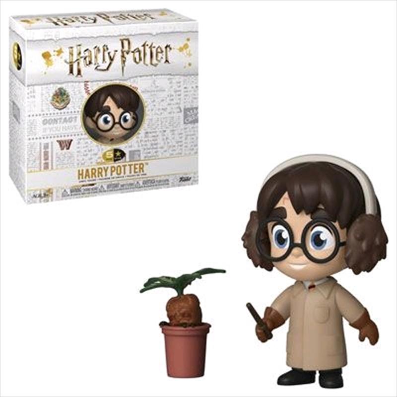 Harry Potter - Harry Herbology 5-Star Vinyl | Pop Vinyl