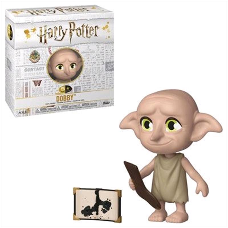 Harry Potter - Dobby 5-Star Vinyl | Pop Vinyl
