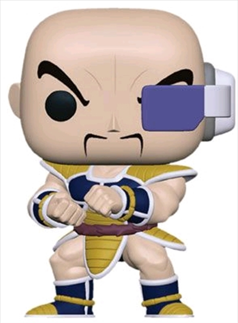 Dragon Ball Z - Nappa Pop! Vinyl | Pop Vinyl