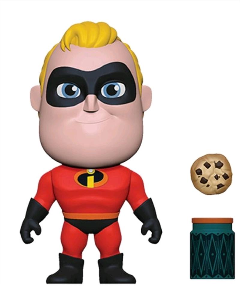 Incredibles 2 - Mr Incredible 5-Star Vinyl | Merchandise