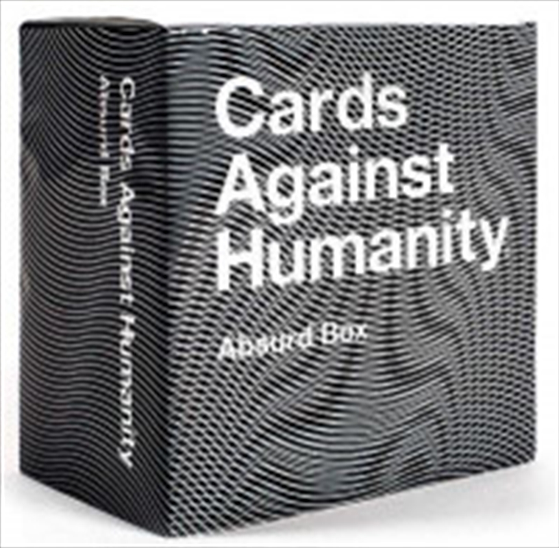 Cards Against Humanity Absurd Box   Merchandise