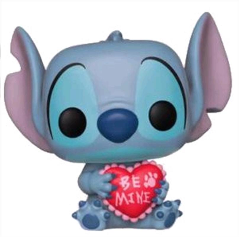 Lilo & Stitch - Stitch Valentines US Exclusive Pop! Vinyl [RS]   Pop Vinyl