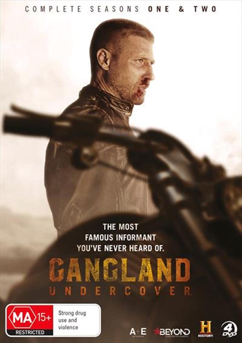 Gangland Undercover - Season 1-2 | Boxset | DVD