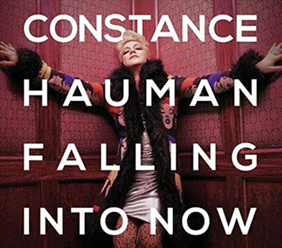 Falling Into Now | CD