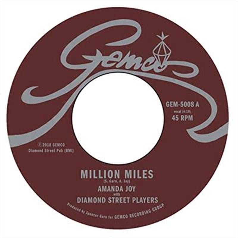Million Miles | Vinyl