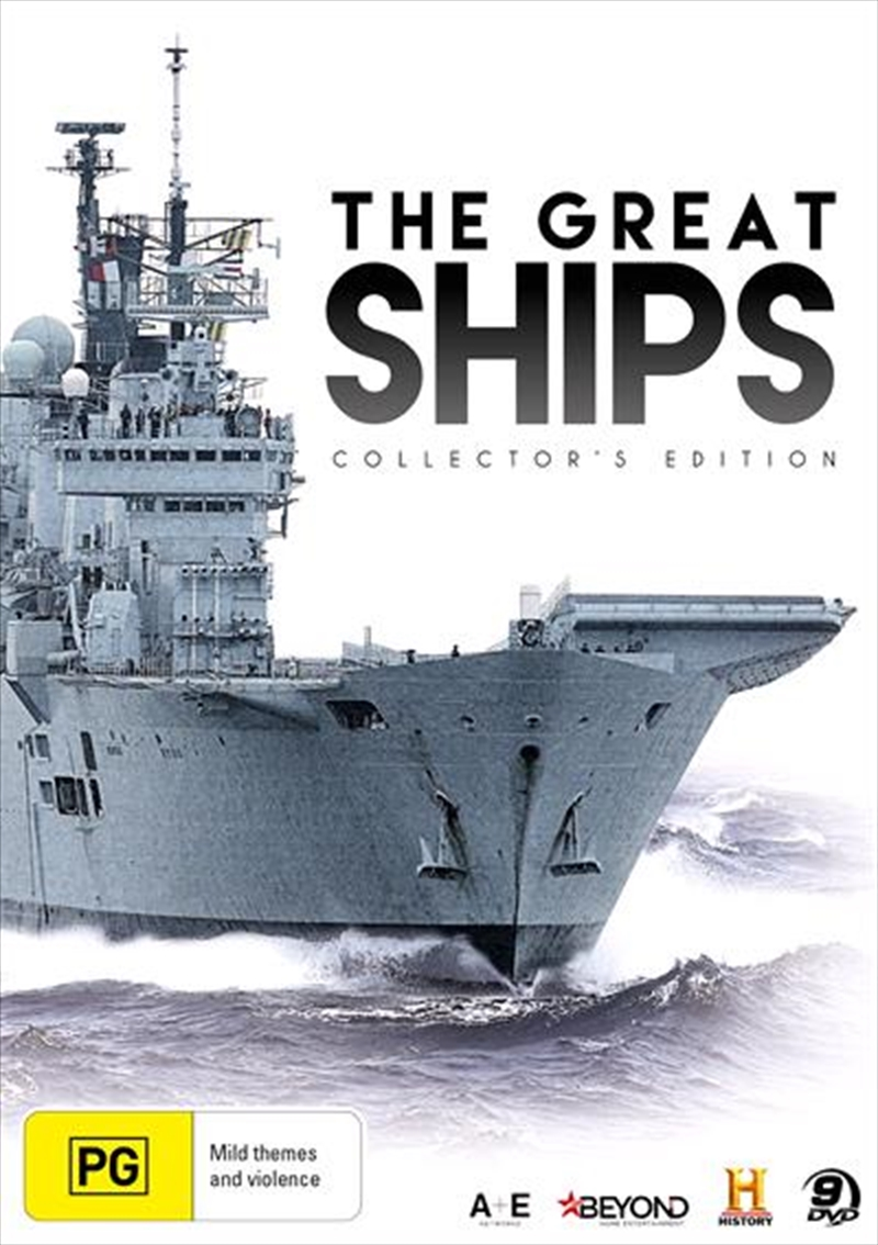Great Ships - Collector's Edition Series Collection, The | DVD