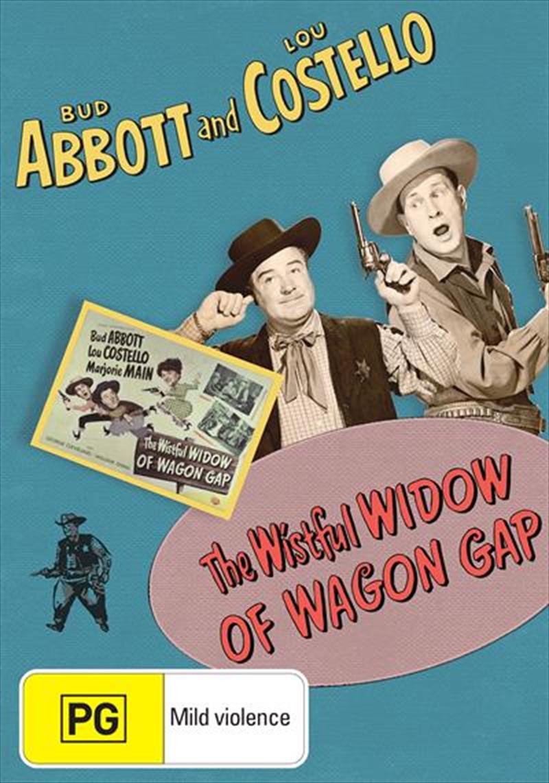 Wistful Widow Of Wagon Gap, The | DVD