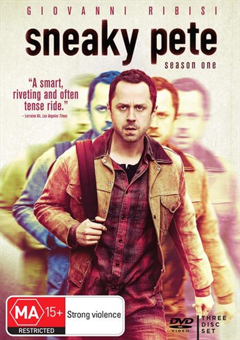 Sneaky Pete - Season 1 | DVD