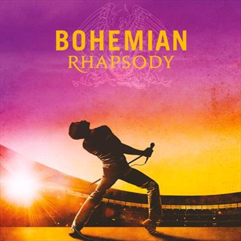 Bohemian Rhapsody (Original Motion Picture Soundtrack) 2LP   Vinyl