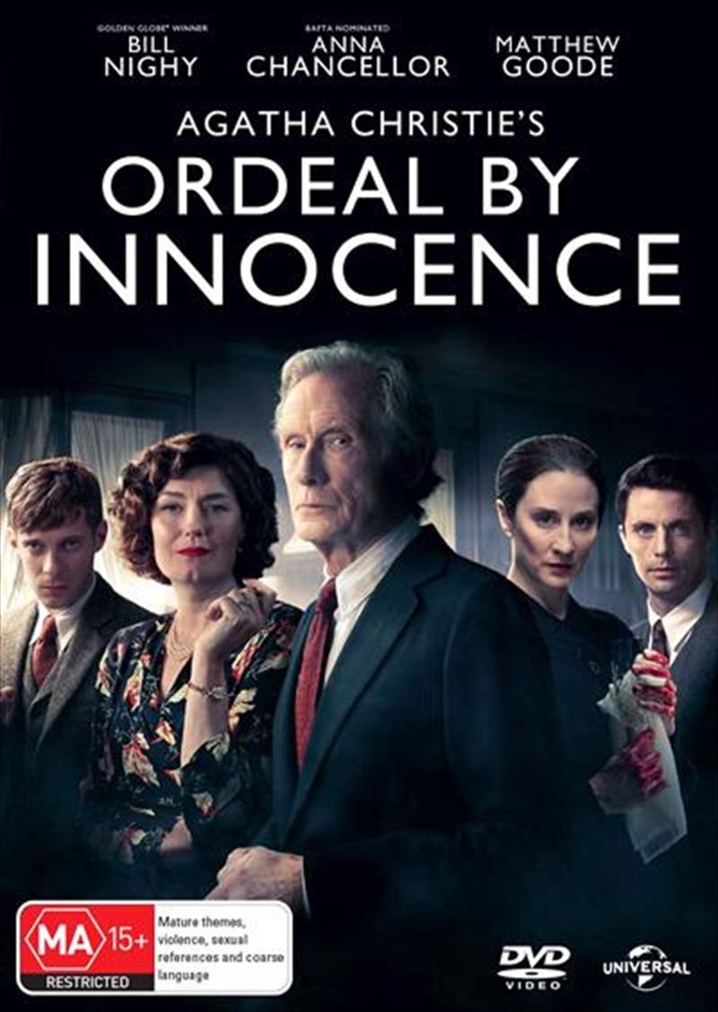 Agatha Christie - Ordeal By Innocence | DVD