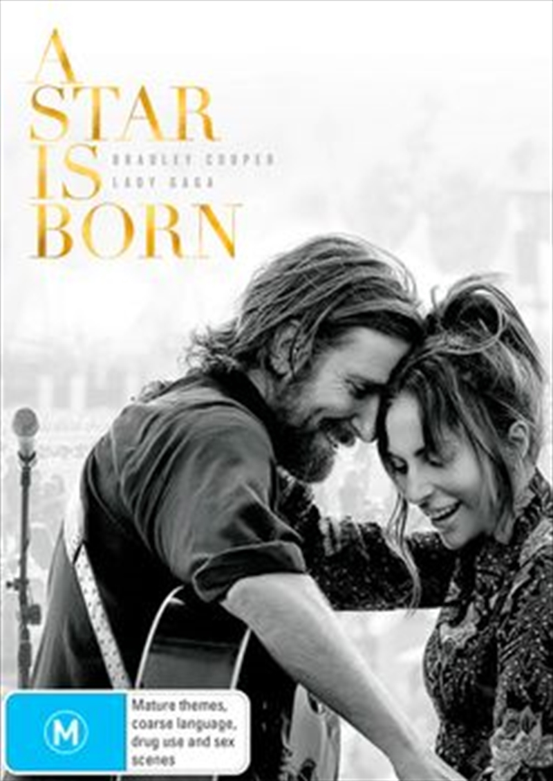 A Star Is Born | DVD