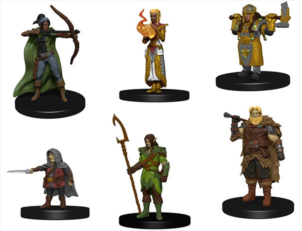 Dungeons & Dragons - Icons of the Realms - Starter Set | Games