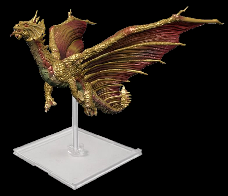 Dungeons & Dragons - Attack Wing Premium Brass Dragon Figure Expansion Pack   Games