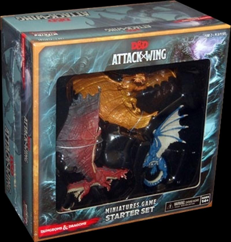 Dungeons & Dragons - Attack Wing Starter Set   Games
