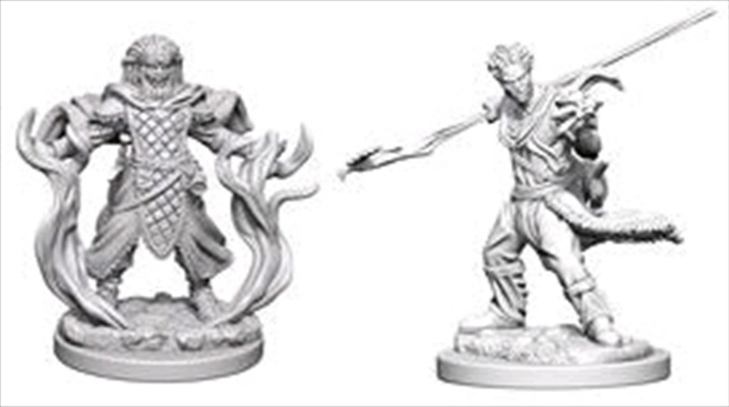 Dungeons & Dragons - Nolzur's Marvelous Unpainted Minis: Human Male Druid #1   Games
