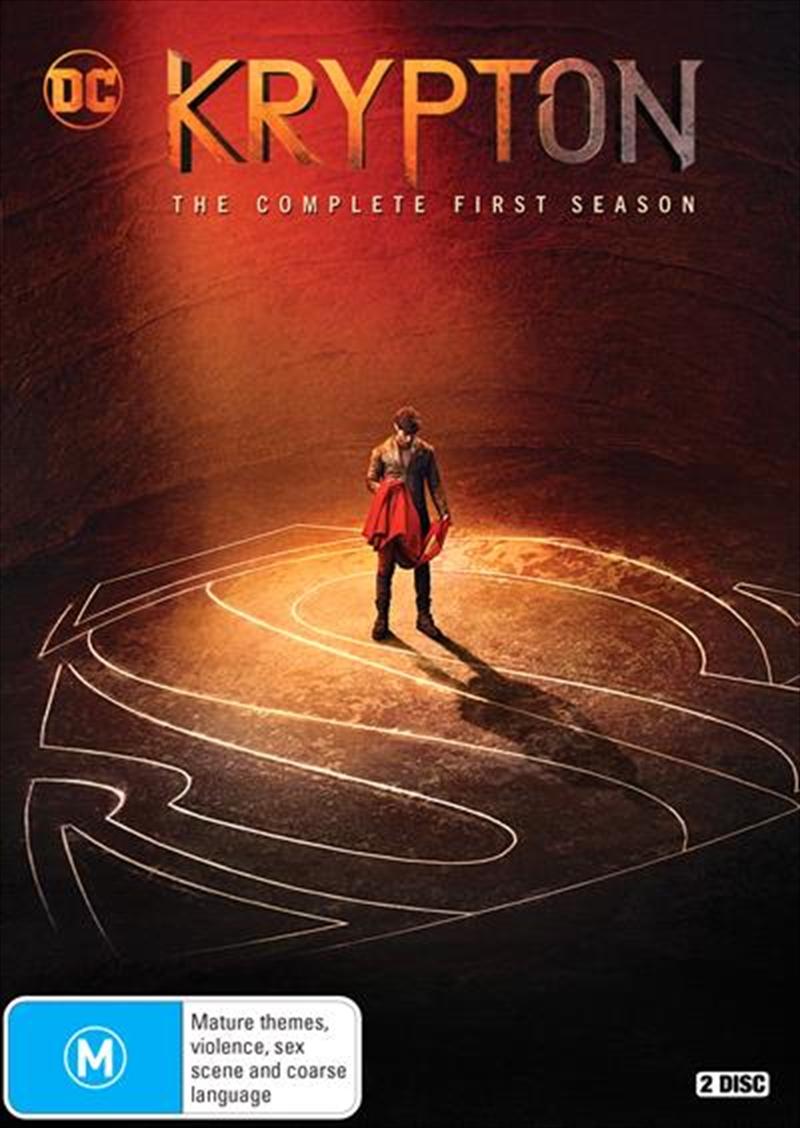 Krypton - Season 1 | DVD